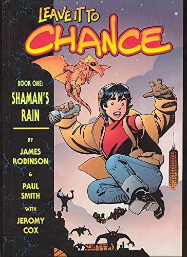 Shaman's Rain. Volume 1