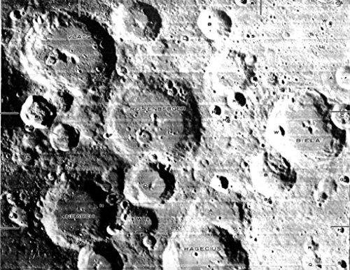 Atlas And Gazetteer Of The Near Side Of The Moon (English Edition) por U.S. NASA