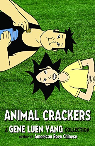 Animal Crackers: A Gene Luen Yang Collection by Gene Luen Yang (2012-10-23) par Gene Luen Yang