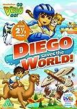 Go Diego Go: Diego Saves The World [DVD]