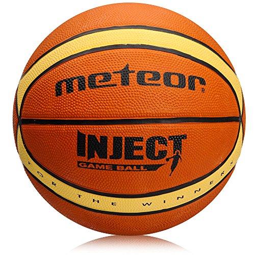 Meteor Balón baloncesto tamaño 5 6 7 Perfecto niños