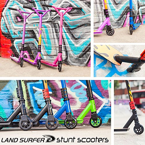 Land Surfer Stunt Scooter