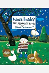 What's Inside?: The Alphabet Book Paperback