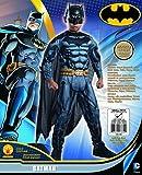 Rubie's Batman-Deluxekostüm für Kinder Fasching schwarz 104 (3-4 Jahre) Test