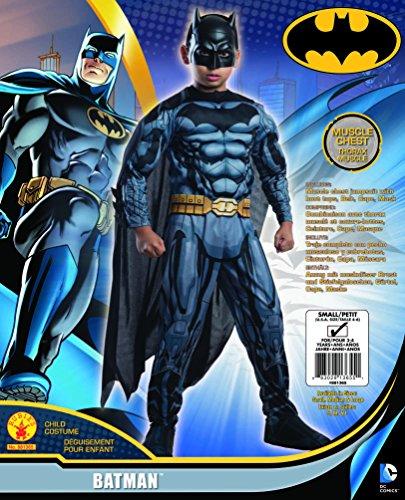 Imagen de rubie's  disfraz de batman para niños de 8  10 años vz 2802  alternativa