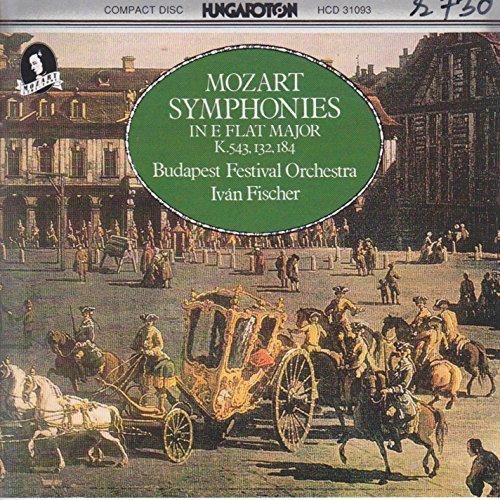 Mozart: Symphonies Nos. 19, 26 and 39