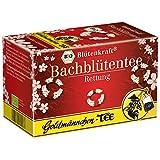 Goldmännchen Bachblüten Tee Blütenkraft Rettung, Blütentee, 20 einzeln versiegelte Teebeutel