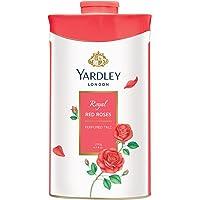Yardley London Royal Red Rose Perfumed Talc for Women, 250g
