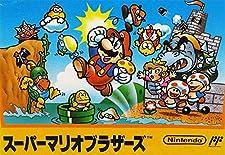 Super Mario Brothers [Famicom] [Import Japan]