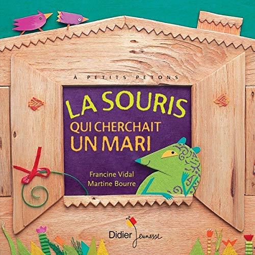 La souris qui cherchait un mari (Les P'tits Didier)