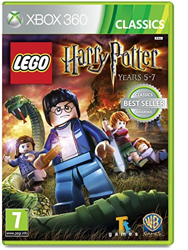 Image of Lego Harry Potter Years 5-7 Xbox 360 Game (Classics)