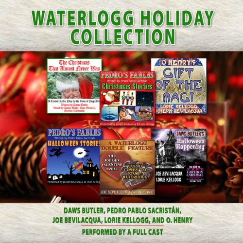 Waterlogg Holiday Collection  Audiolibri