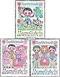 Ungarn 3335A-3337A (kompl.Ausg.) 1979 Internationales Jahr des Kindes (Briefmarken für Sammler)