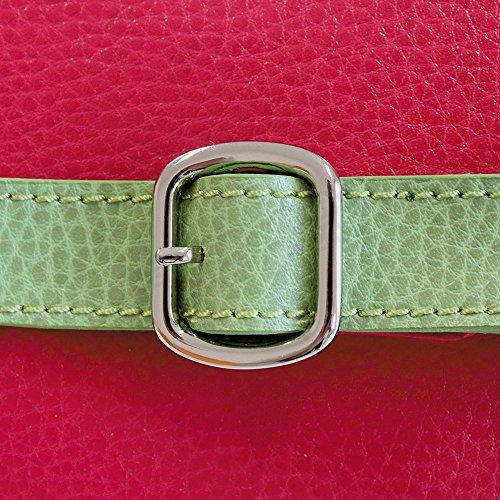 Sac épaule Amelie cuir Fabrication Luxe Française gold