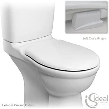 Ideal Standard Space Toilet Seat Amazon Co Uk Diy Amp Tools