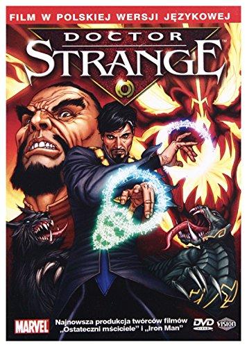 Doctor Strange [DVD] [Region 2] (IMPORT) (Keine deutsche Version)