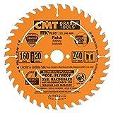 Cmt - 272.160.40h - sierra circular itk plus hw 160x1.7x20(+16) z=40 atb+shear