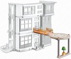 Playmobil 6445 Hubschrauberlandeplatz für Kinderklinik (6657)