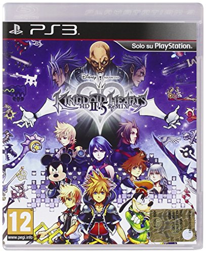 Foto Kingdom Hearts HD 2.5 Remix - PlayStation 3