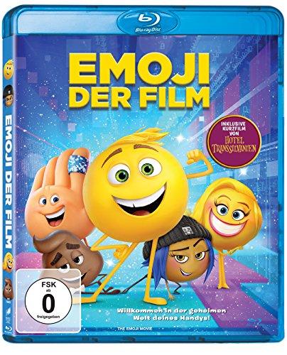 Emoji - Der Film [Alemania] [Blu-ray]
