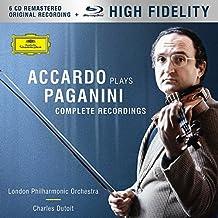 Accardo Plays Paganini (Ltd.Edt.)