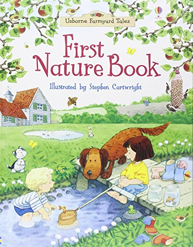 First Nature Book (Farmyard Tales)