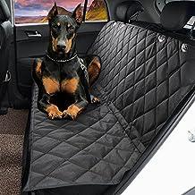 Coprisedili Auto Per Cani, EVELTEK Amaca Coprisedile Impermeabile Non Scivola Per Animali Domestici, X-Large Dimensioni 60