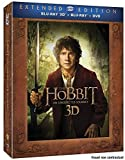 Le Hobbit : Un voyage inattendu - Version longue - Edition 2 Blu-ray 3D + 3 Blu-ray + 2 DVD