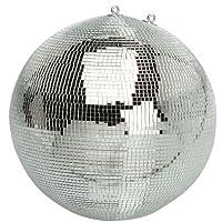 7even - Bola de discoteca (con gancho de seguridad, 50 cm)