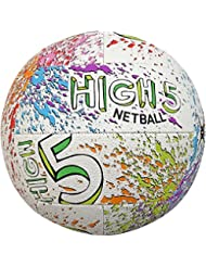 Ballon Entraînement de Netball High 5 - Multi