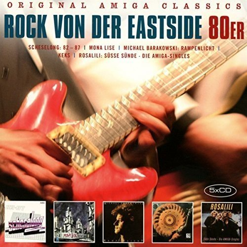 Amiga Rock Von der Eastside (Amiga in Den 80ern) -