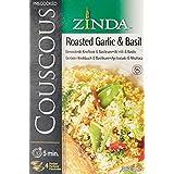 Zinda Couscous Ail Rôti/Basilic 340 g - Lot de 6