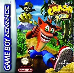 Crash Bandicoot XS (GBA)