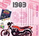 1983 Wedding Anniversary Gift - 1983 Chart Hits CD and 1983 Greeting Card by Various - See Listing (2009-10-21)