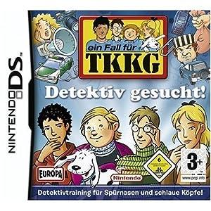 TKKG: Detektiv gesucht!