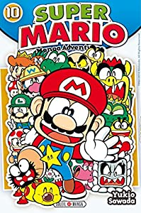 Super Mario - Manga Adventures Edition simple Tome 10