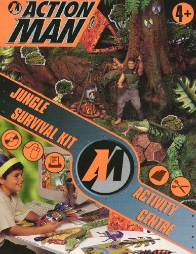 Image of Action Man Jungle Survival Kit