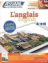 Pack App-livre Anglais (appli+1 livret)