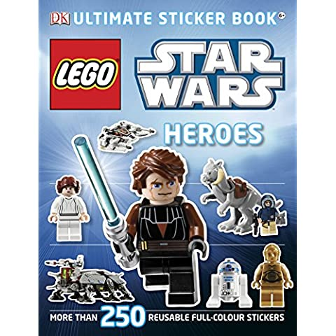 Lego Star Wars Heroes. Ultimate Sticker Book (Ultimate Stickers)