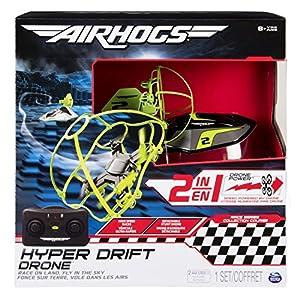 Air Hogs 6040078 Hyper Drift Drone (Colores Surtidos)