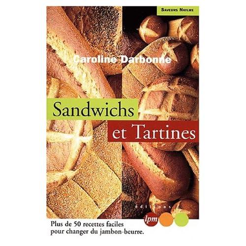 Le Guide des sandwichs
