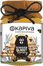 Kapiva Ginger Burst Honey, 250 GM
