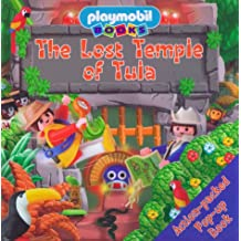 The Lost Temple of Tula (Playmobil Pop-Ups)