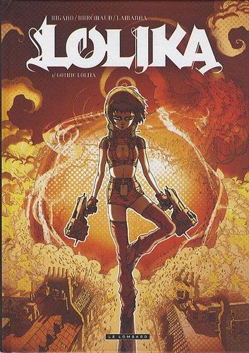 Lolika - tome 1 - Gothic Lolita