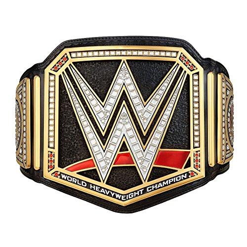 Preisvergleich Produktbild Gürtel WWE World Heavyweight Championship Titel Commemorative Aktuell Erwachsenen Größe TV Authentic