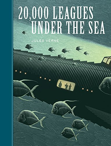 Classic Starts (R) Audio: 20,000 Leagues Under the Sea (Unabridged Classics) por Jules Verne
