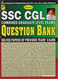 #2: Kiran's SSC CGL Combined Graduate Level Exams Question Bank 1999-2016 (47 Solved Papers of Previous Year Exams) - 1827