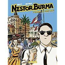 Nestor Burma T11 l'Homme au Sang Bleu