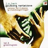 Goldberg-Variationen für zwei Klaviere