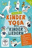 Купить Kinderyoga mit Kinderliedern - mein erstes Yoga (DVD+CD+Mandala-Malheft)